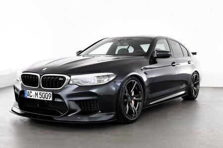 AC 슈니처 BMW M5 랩타임 경신
