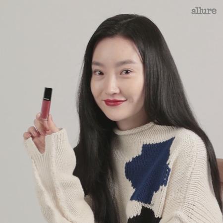 #얼루어_언니들의파우치 배우 서지원