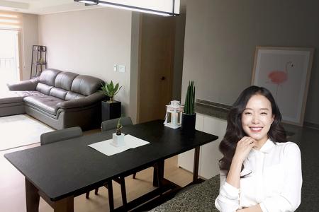 온라인 집들이::에몬스로 꾸민 아파트 인테리어