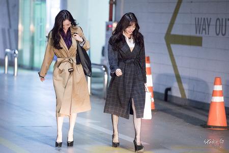 17.10.01 달샤벳 킨텍스 더유닛 출근 by. 햄딩