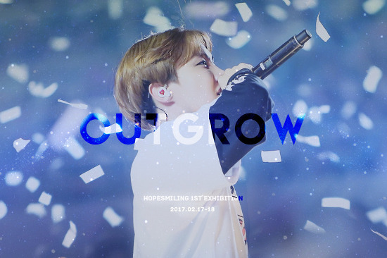 'OUTGROW' HOPESMILING 1ST EXHIBITION