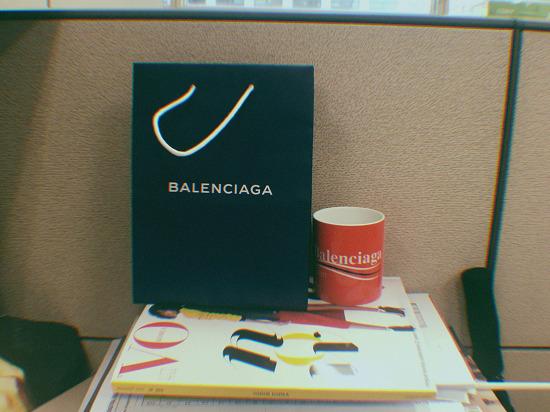 BALENCIGA X COLETTE