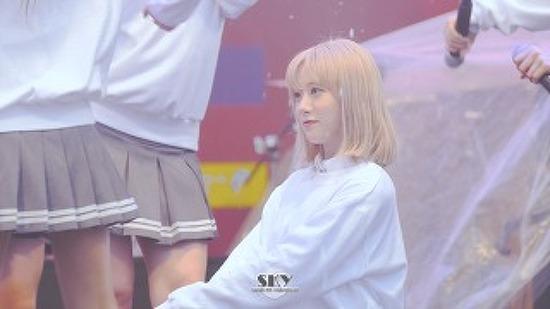 [170523] 우주소녀(WJSN) @FIFA U-20 거리응원 '루다'직캠 By스카이