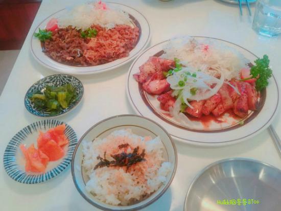 일산 토끼정 메뉴 알아보기! 일식 맛집 베스트!!! 꼭 먹어봐요!