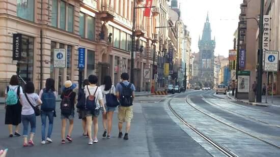 한국학중앙연구원 유럽 답사 갔다 왔습니다.