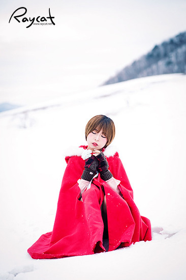 겨울 평창에서