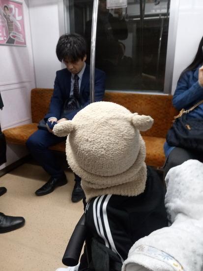 유아동반(15개월) 일본 도쿄여행 몇가지 팁, 여행편2