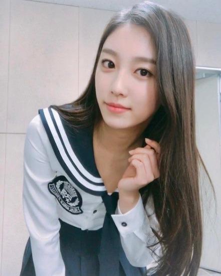 [더유닛] 디아크 멤버 한라 이수지(THE ARK/프로필/몸매/나이/연기/인스타그램)