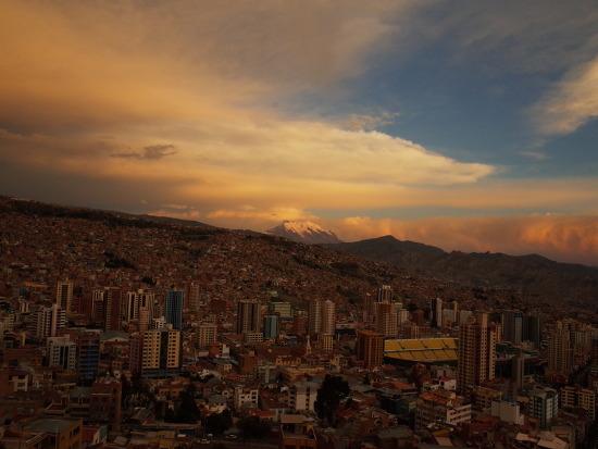 [남미여행] 빛과 어둠의 도시 라파스