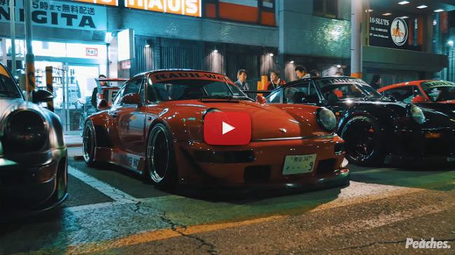 [MOVIE] 2017 RWB Porsche Tokyo Meet (4K)