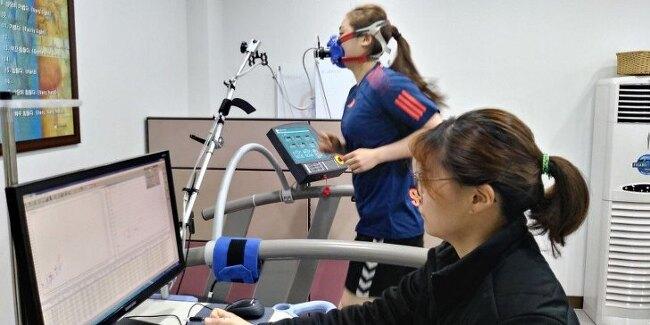 선수들의 경기력 향상에 도움을 주다 - 서울스포츠과학센터