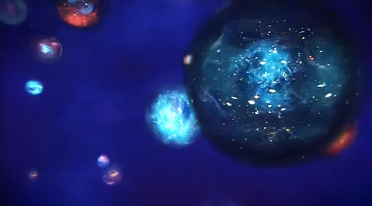 브라이언그린 우주의구조 - 멀티유니버스(다중우주)