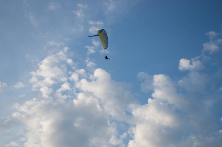 하늘(높이)을 향해....