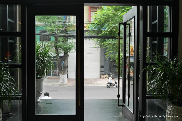 베트남 다낭 거리풍경