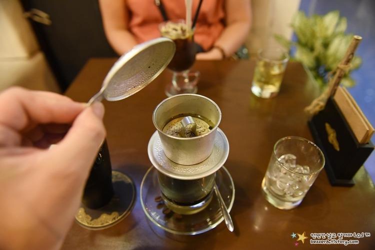 베트남여행 #57 호찌민 - 에어컨 있는 카페를 찾는다면 트렁응우옌과 하이랜드
