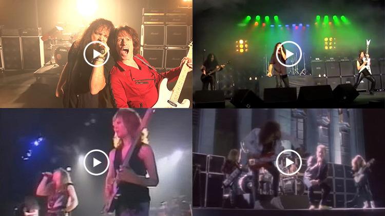 임펠리테리 공식 뮤직 비디오 (Impellitteri Official Music Videos)