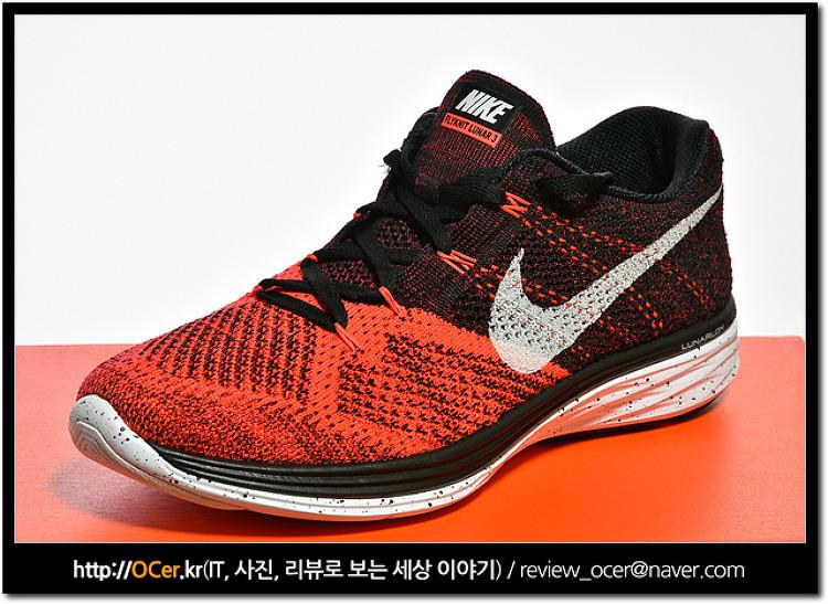 나이키 남자 런닝화(운동화) 추천 플라이니트 루나3 후기