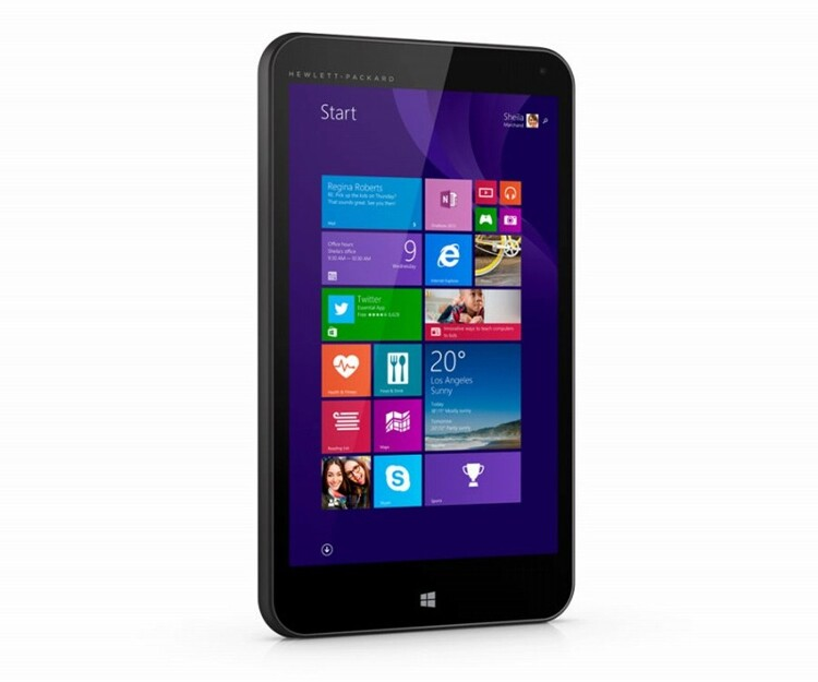 HP 저가형 윈도우 태블릿 스트림7