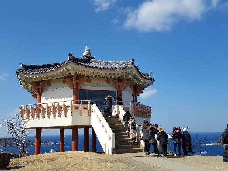 [대마도 여행] 부산이 훤히 보이는 대마도 한국전망대