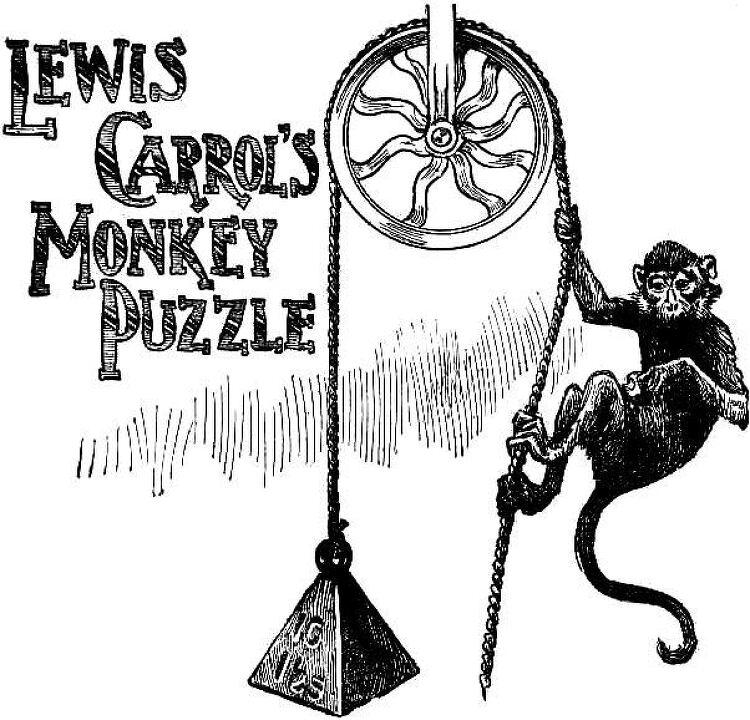루이스 캐롤의 원숭이 문제