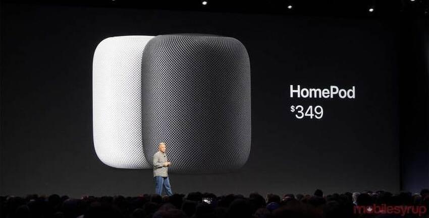 음성 AI 시대의 참새방앗간에 진출한 애플의 AI 스피커 - HomePod