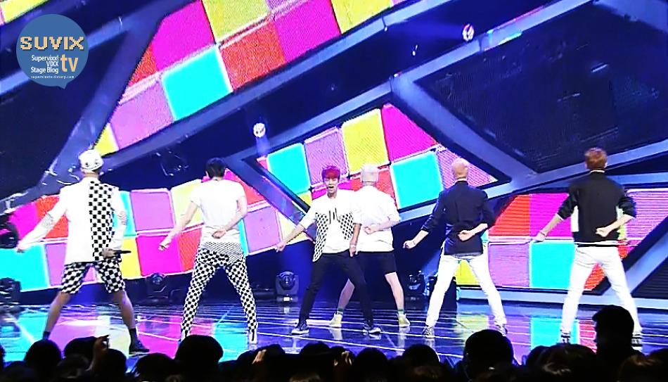 130801 | Mnet 엠카운트다운 VIXX (빅스) - 대.다.나.다.너