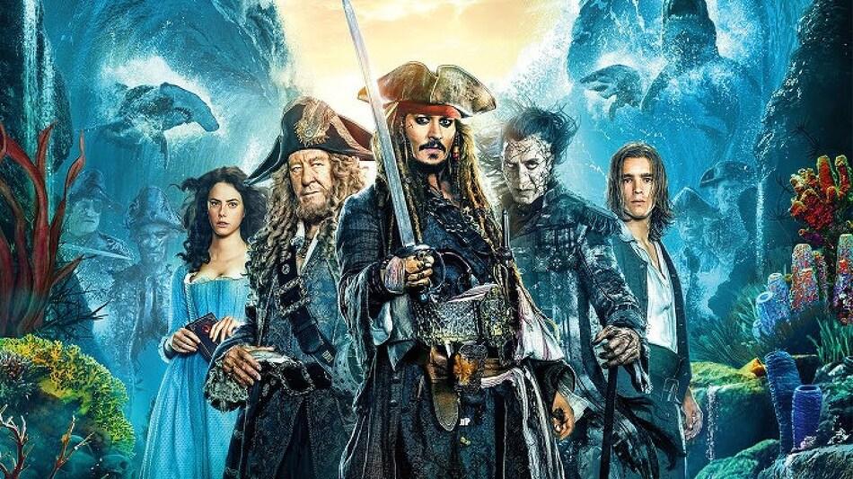 DTS 사운드로 만나는 캐리비안의 해적 시리즈