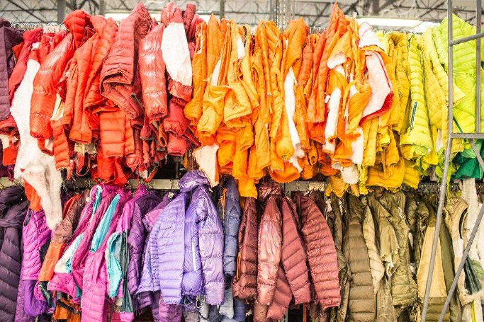 지속 가능한 옷 생활