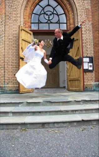 결혼 사진