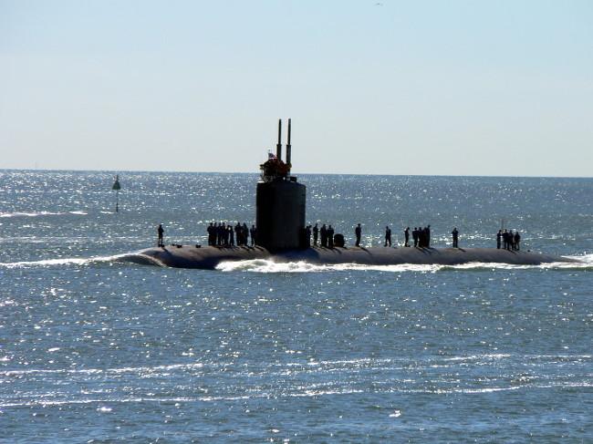 SSN-773 '샤이엔 핵잠수함'