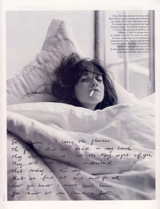 Charlotte Gainsbourg & Beck - Heaven Can Wait