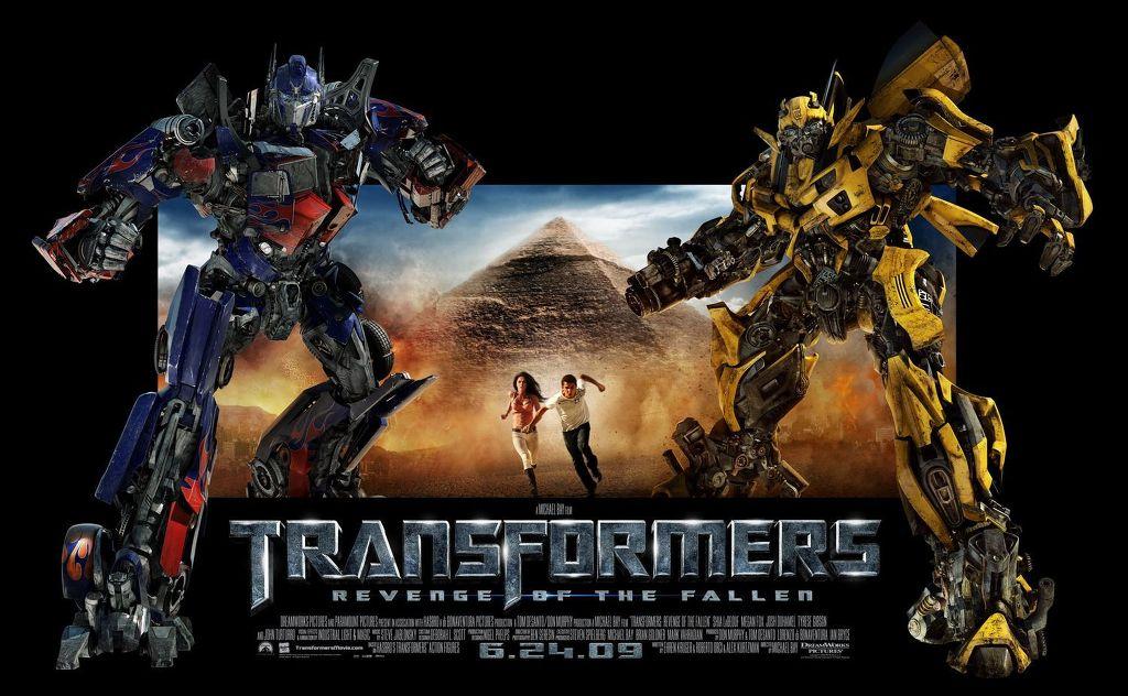 트랜스포머 : 패자의 역습 (2009) 영화 정보의 사진에서 발췌