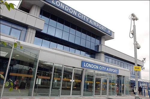 런던 시티공항