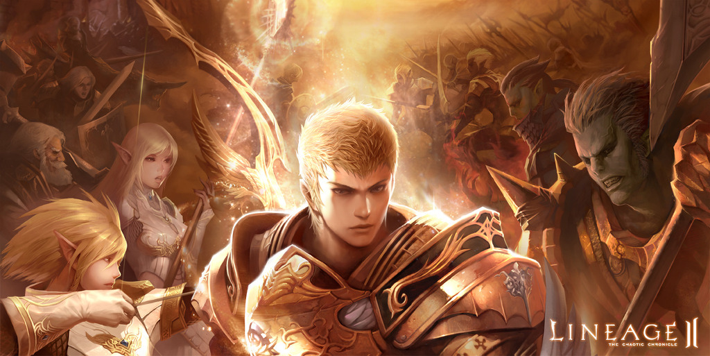 Lineage2 artworks