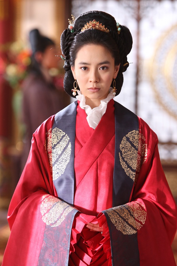 Song ji hyo frozen flower 5