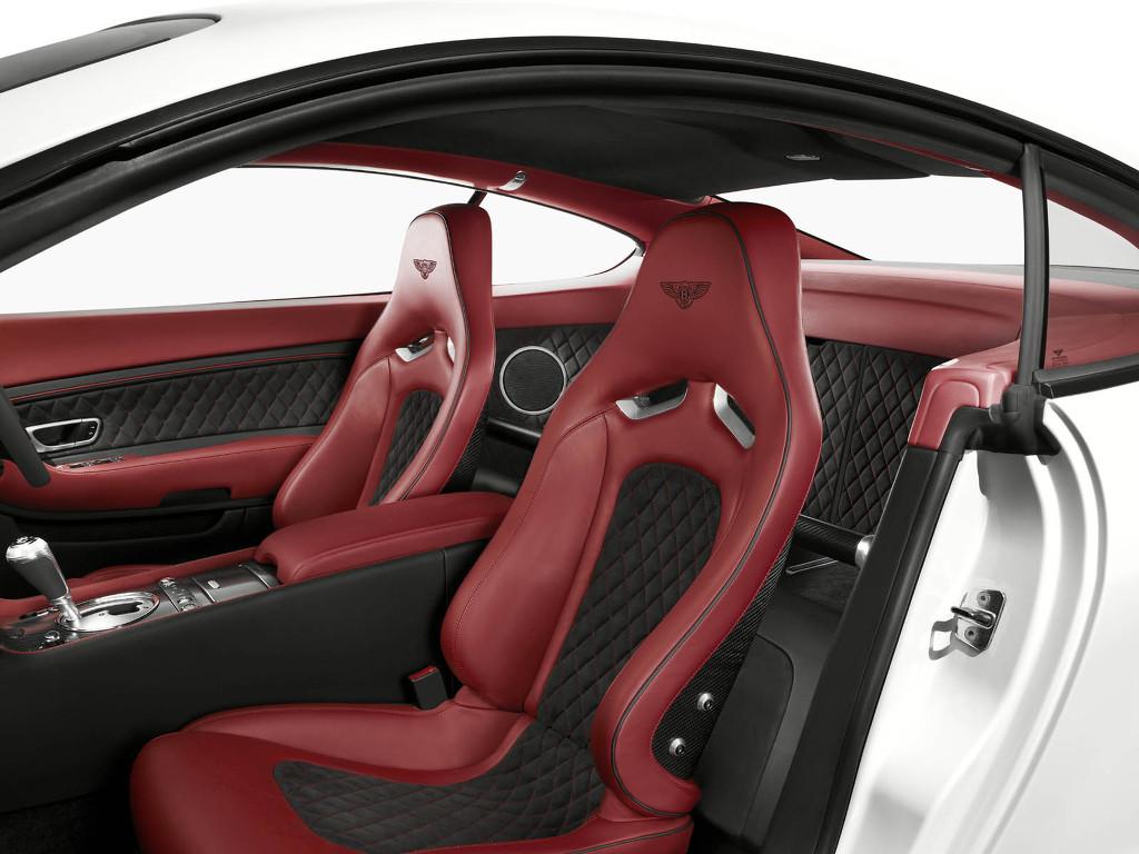 벤틀리 컨티넨탈 수퍼스포츠(Bentley Continental Supersports)