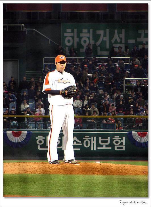 대전야구장, 2010년 대전한밭야구장 개막전 한화, 롯데