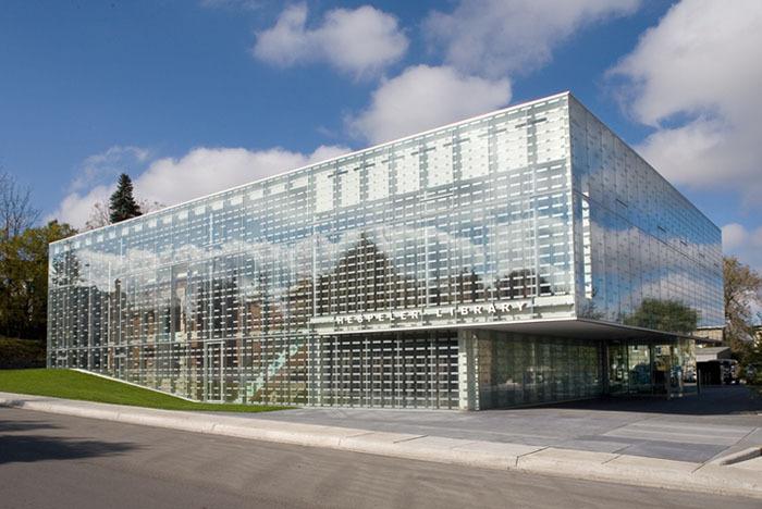 Kongats Architects Hespeler Library 5osa 오사