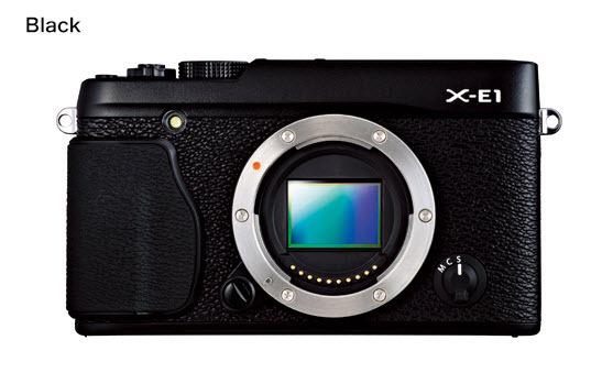 후지필름 X-E1 블랙