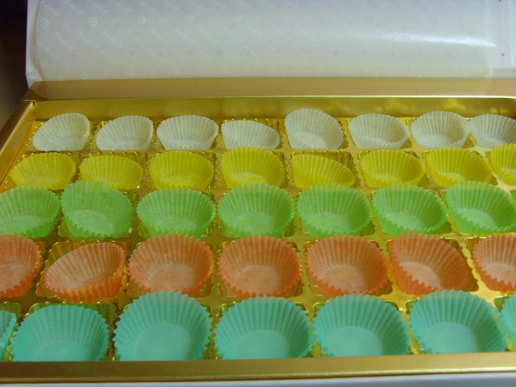 2008년 3월. 초콜릿.