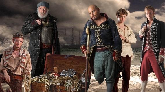 Eddie Izzrd Treasure Island Ean