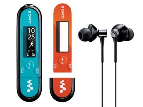 소니가 새로운 Walkman E 시리즈를 선보였습니다.