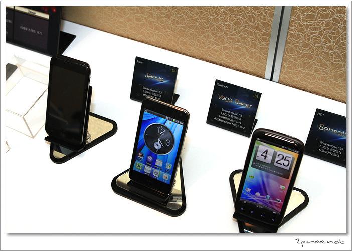 갤럭시S2 LTE HD, 퀄컴, 퀄컴 로드맵, 쿼드코어, 쿼드코어 스마트폰