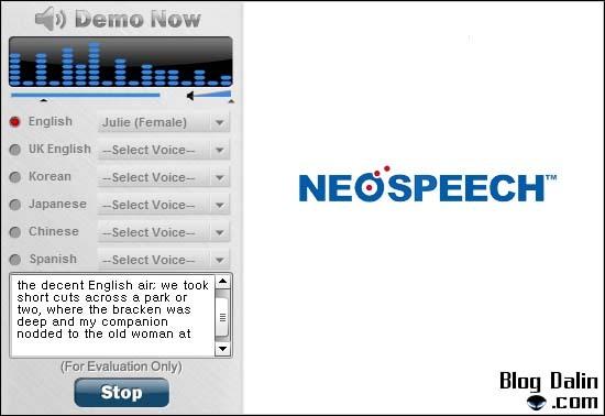 영어 읽어주는 사이트 neospeech 설명_03