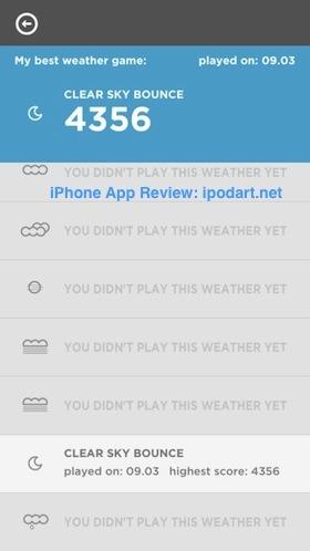 good・weather 아이폰 오늘의 날씨