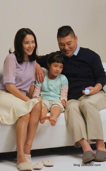 국민MC 강호동, 국민TV에서 아빠로 변신