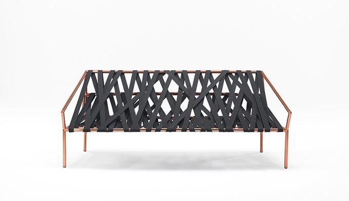 *감각적인 디자인 쇼파 CTRLZAK expands JCP universe with bespoke ligomancer sofa