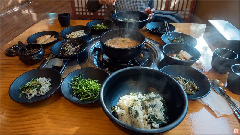 [맛집] 곤드레정식