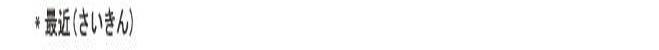 오늘의 일본어 회화 단어 19일차. 금연 전철 증가하다 흡연자 002