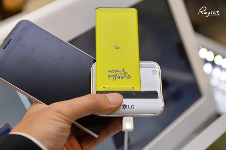 lg g5 카메라 모듈 캠플러스